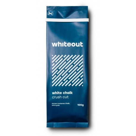 White Out - White Chalk Crushed 100g - Chalk