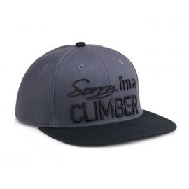 8b+ - Sorry I'm a Climber Black - Cap