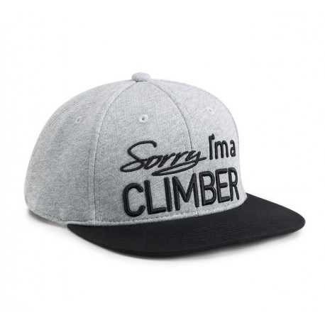 8b+ - Sorry I'm a Climber Grey - Cap