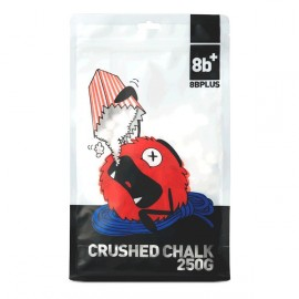 8b+ - 250g Crushed Chalk - Climbing Chalk