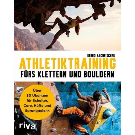 Riva Verlag - Athletik Training - Climbing Book