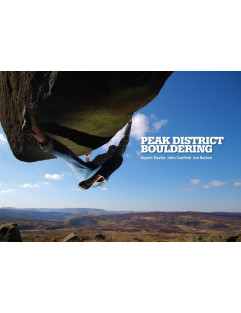 Vertebrate - Peak District Bouldering - Climbing Book
