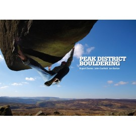 Vertebrate - Peak District Bouldering - Climbing Book