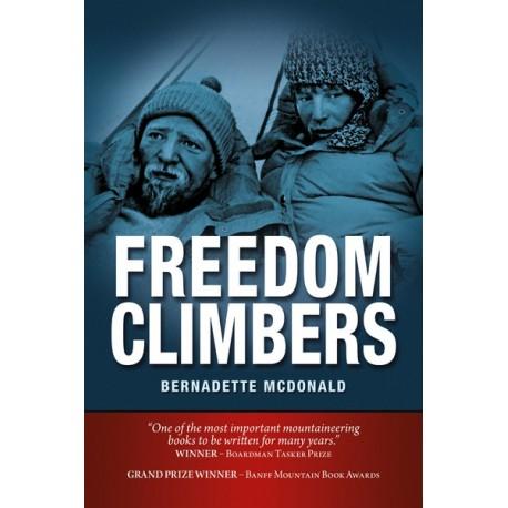 Vertebrate - Freedom Climbers - Climbing Book
