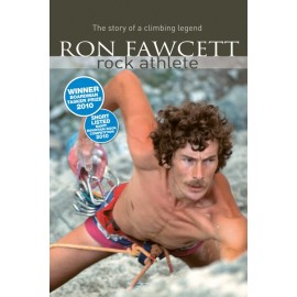 Vertebrate - Ron Fawcett Rock Athlete - Climbing Book
