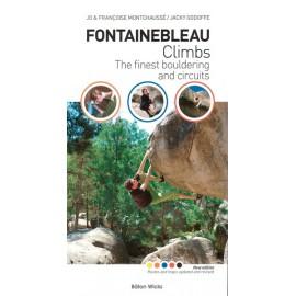 Vertebrate - Fontainebleau Climbs - Climbing Book