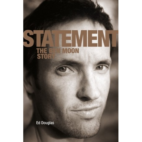 Vertebrate - Statement: The Ben Moon Story - Climbing Book