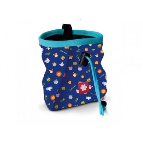 Ocun - Lucky Kid + Belt Marine - Chalkbag
