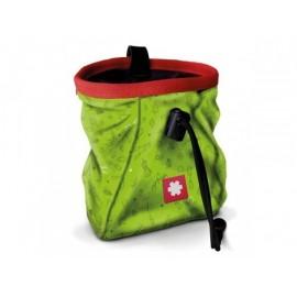 Ocun - Lucky + Belt Icon Green - Chalkbag