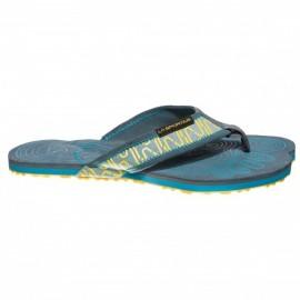 La Sportiva - Swing Men Slate/Tropic Blue - Sandals