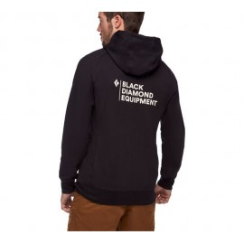 Black Diamond - M Fullzip Hoody Stacked - Climbing Hoodies