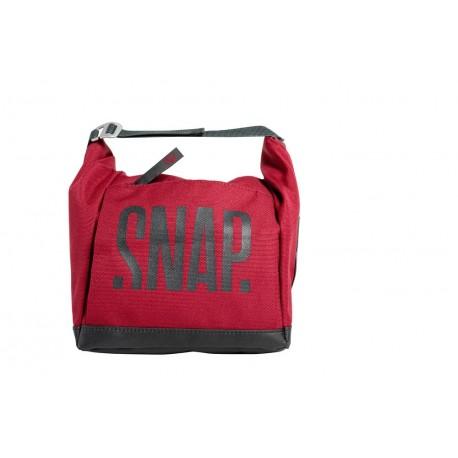 Snap - Big Chalk Bag Fleece Burgundy