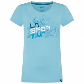 La Sportiva - Cubic W - Climbing T-Shirt