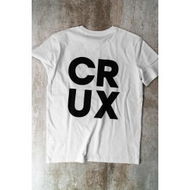 Rewhite - Crux White - Climbing T-Shirts