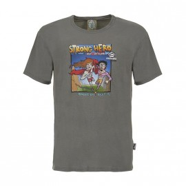 E9 - Strong Hero - Climbing T-Shirt