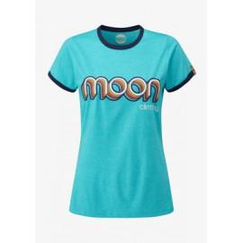Moon - WMS Retro Ringer - Climbing T-Shirts
