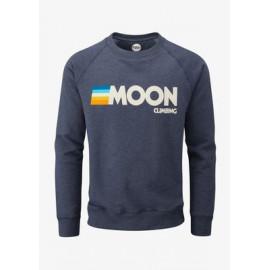 Moon - MC Crew Neck Sweat - Climbing Long Sleeves