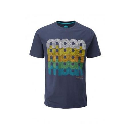 Moon - Fade Logo - Climbing T-Shirts