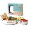 Ecolunchbox - Oval - Food Containers
