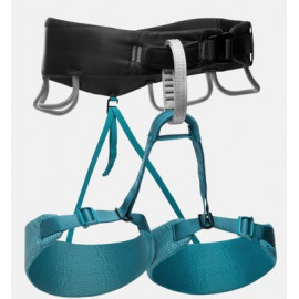 Black Diamond - Momentum WMN Aqua Verde - Harness