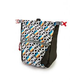 Moon - Bouldering Chalk Bag Retro Stripe Black