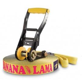 Gibbon - BananaLama Treewear set 15m - Slackline