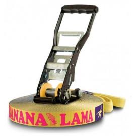 Gibbon - BananaLama Treewear set 25m - Slackline
