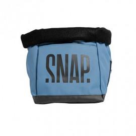 Snap - Big Chalk Bag Fleece S21 Steel Blue