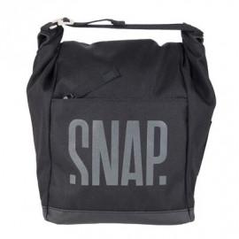 Snap - Big Chalk Bag Fleece S21 Black