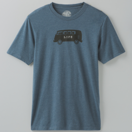Prana - Will Travel - Climbing T-Shirts