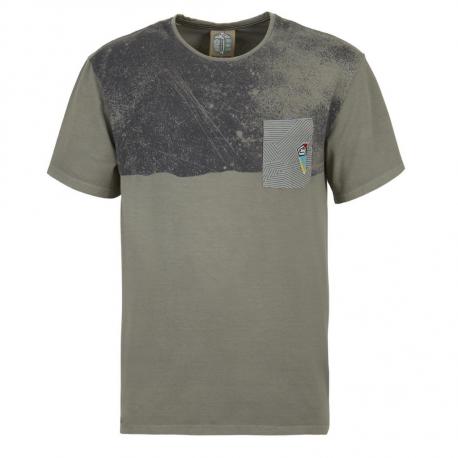 E9 - Stripe-9 - Climbing T-Shirt