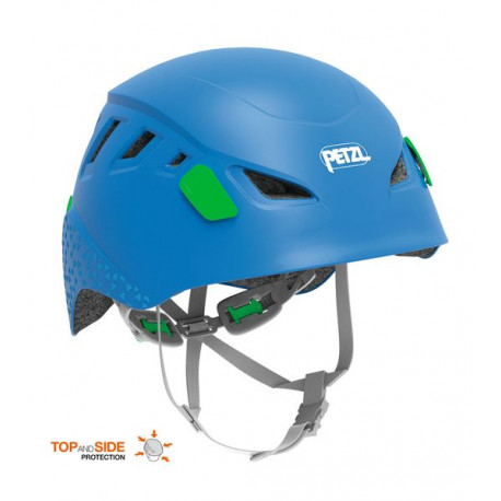 Petzl - Picchu Blue - Kids Helmet