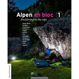Panico Verlag - Alpen en Bloc Band 1 - Climbing Book