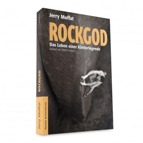 Panico Verlag - Rockgod - Climbing Book