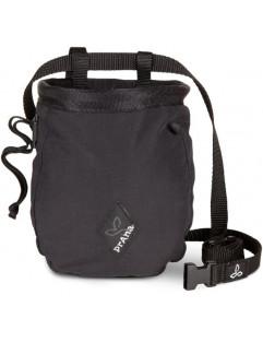 Prana - Graphic Chalkbag with Belt Black - Chalkbag