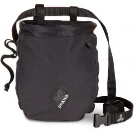 Prana - Chalkbag with Belt Black - Chalkbag