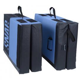 Snap - Bounce Steel Blue - Crashpad