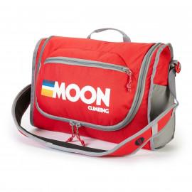 Moon - Moon Bouldering Bag Retro Stripe True Red