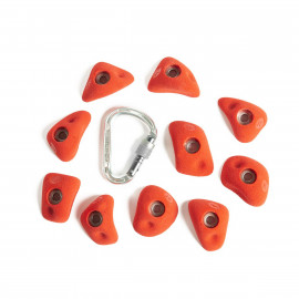 Kitka - Dimple Feet PE - Climbing Holds