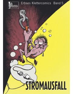 Panico Verlag - Erbse Bd. 5 Stromausfall - Climbing Book