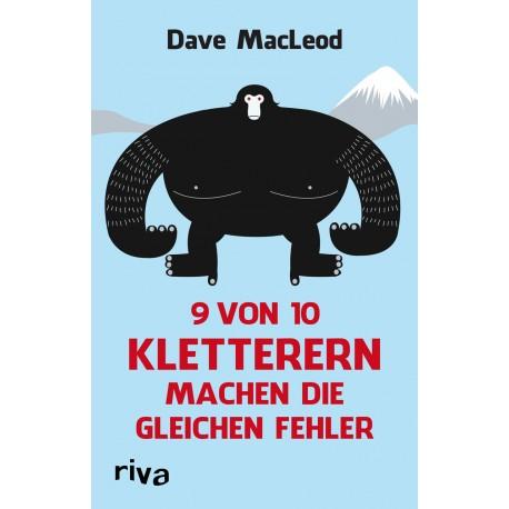 Riva Verlag - 9 von 10 Kletteren - Climbing Book